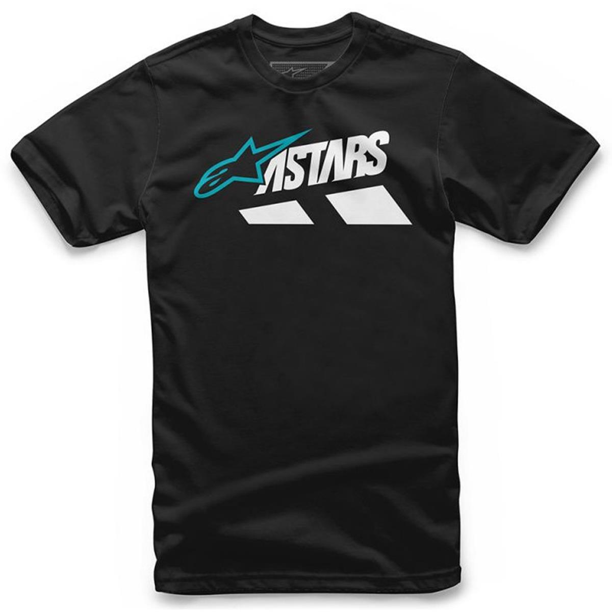 Alpinestars T-Shirt Downhill Schwarz