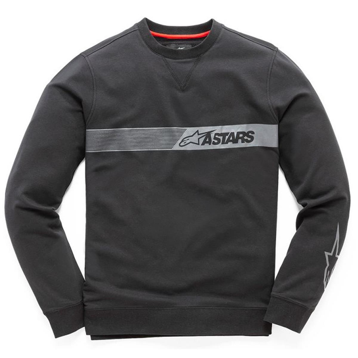 Alpinestars Pullover Lefty Fleece Schwarz