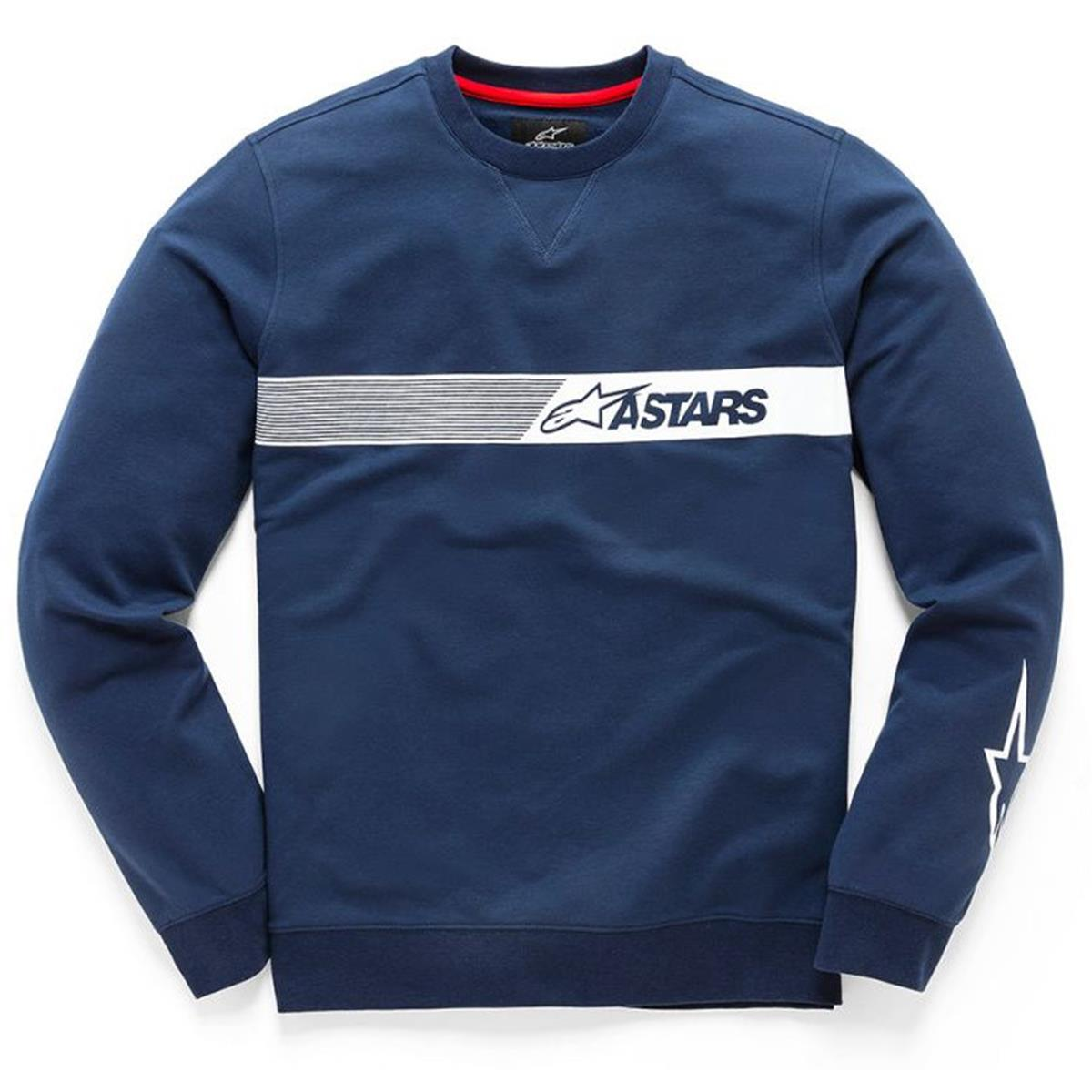 Alpinestars Pullover Lefty Fleece Navy