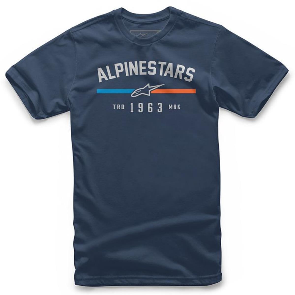 Alpinestars T-Shirt Betterness Navy