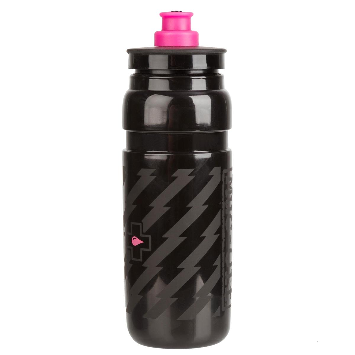 Muc-Off Water Bottle X Elite Fly Black, 750 ml