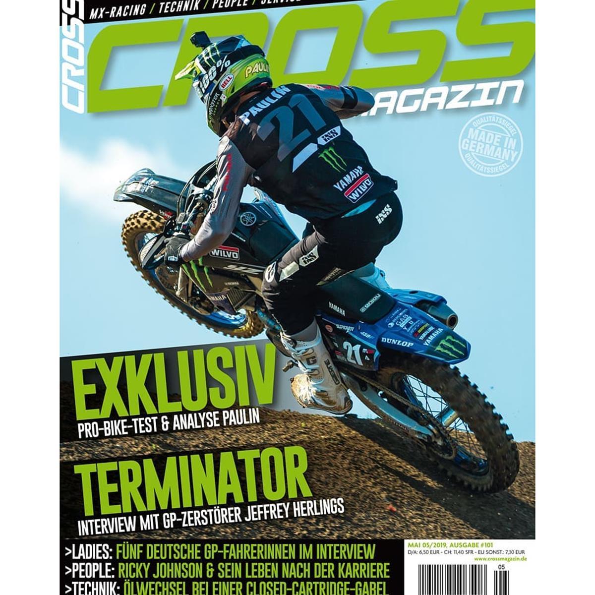 Cross Magazin Cross Magazin Ausgabe 05/2019  Mai