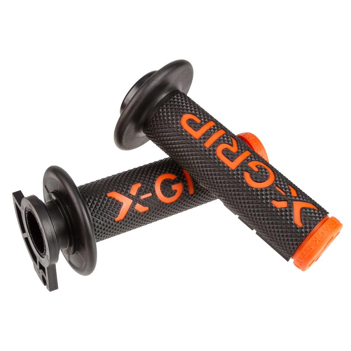 X-Grip Griffe Braaaap Lock-On Orange