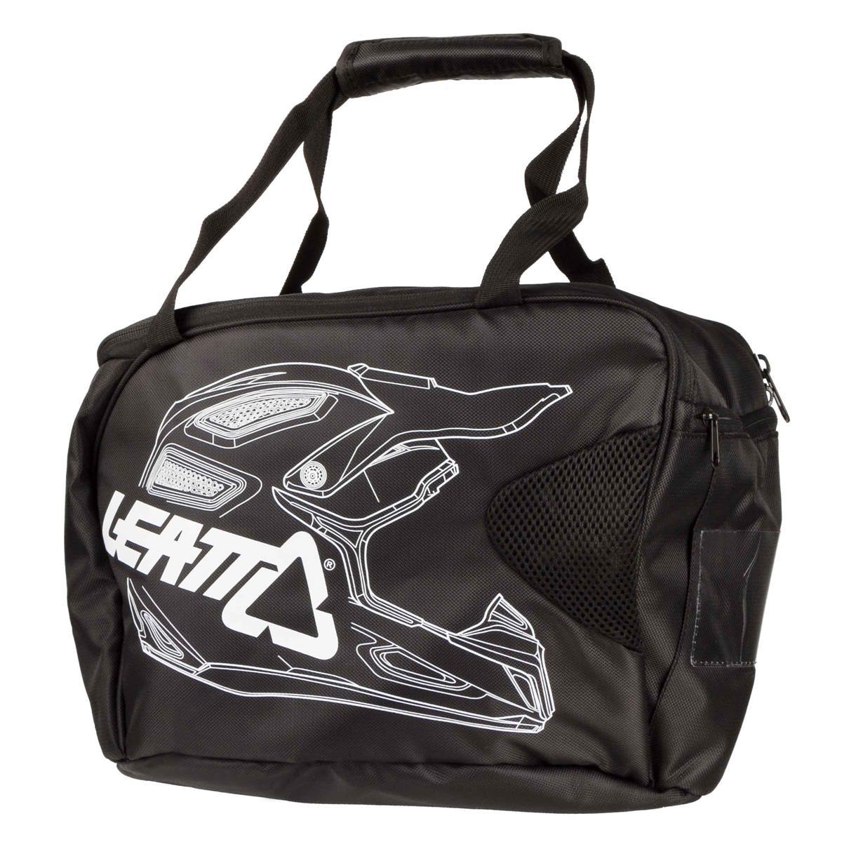Leatt Helm-Transporttasche  Schwarz