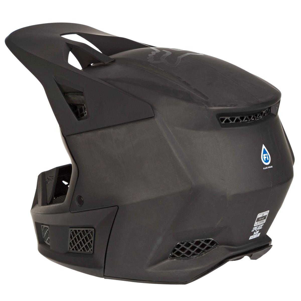 Planet X under helmet cap hat one size Black