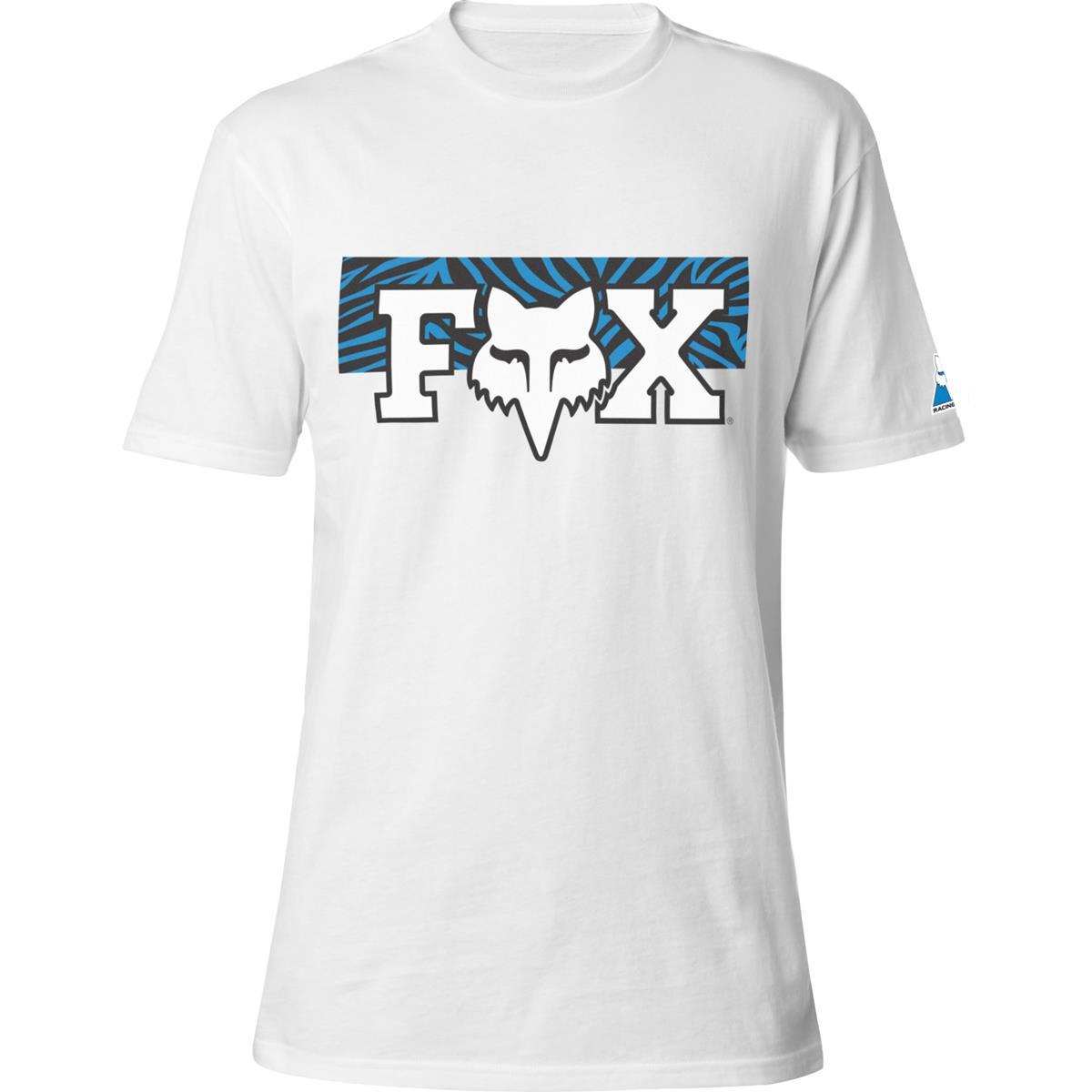 Fox T-Shirt Vegas FHeadX Premium Limited Edition - Optic White