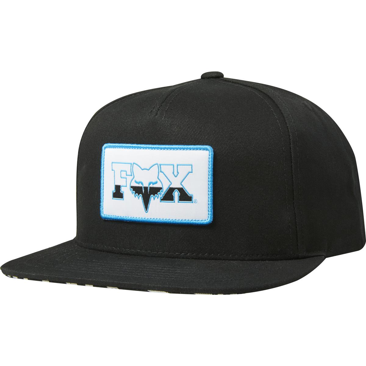 Fox Snapback Cap Vegas Limited Edition - Schwarz