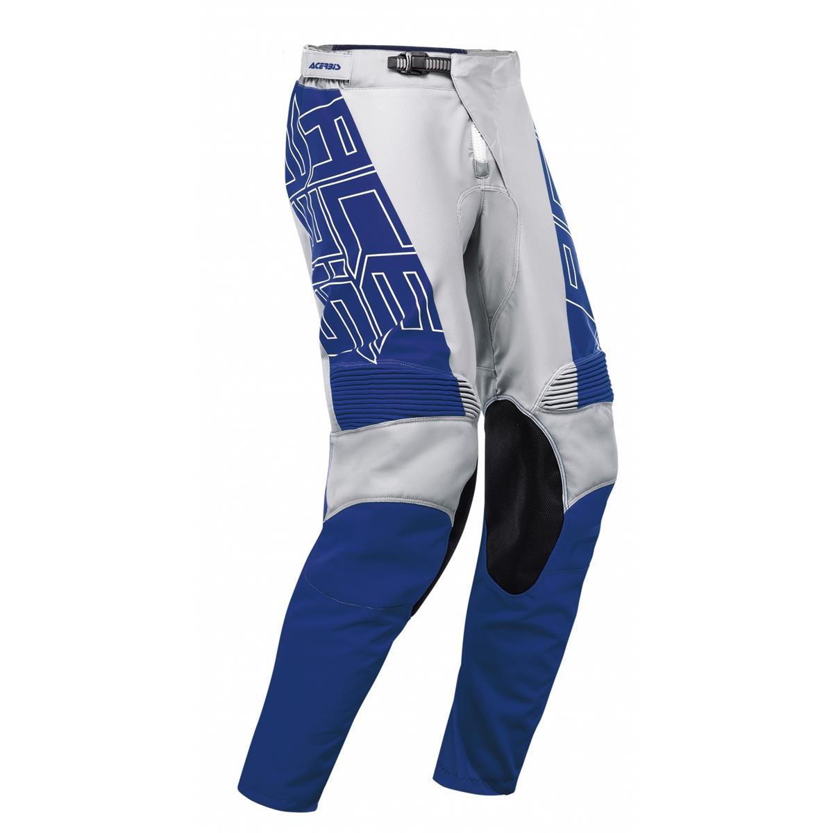 Acerbis MX Hose Linear Blau/Grau