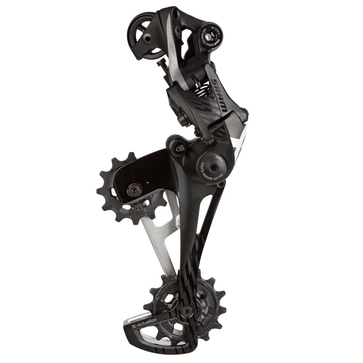 SRAM Schaltwerk X01 Eagle Type 3.0 Schwarz, 12-fach, X-Horizon