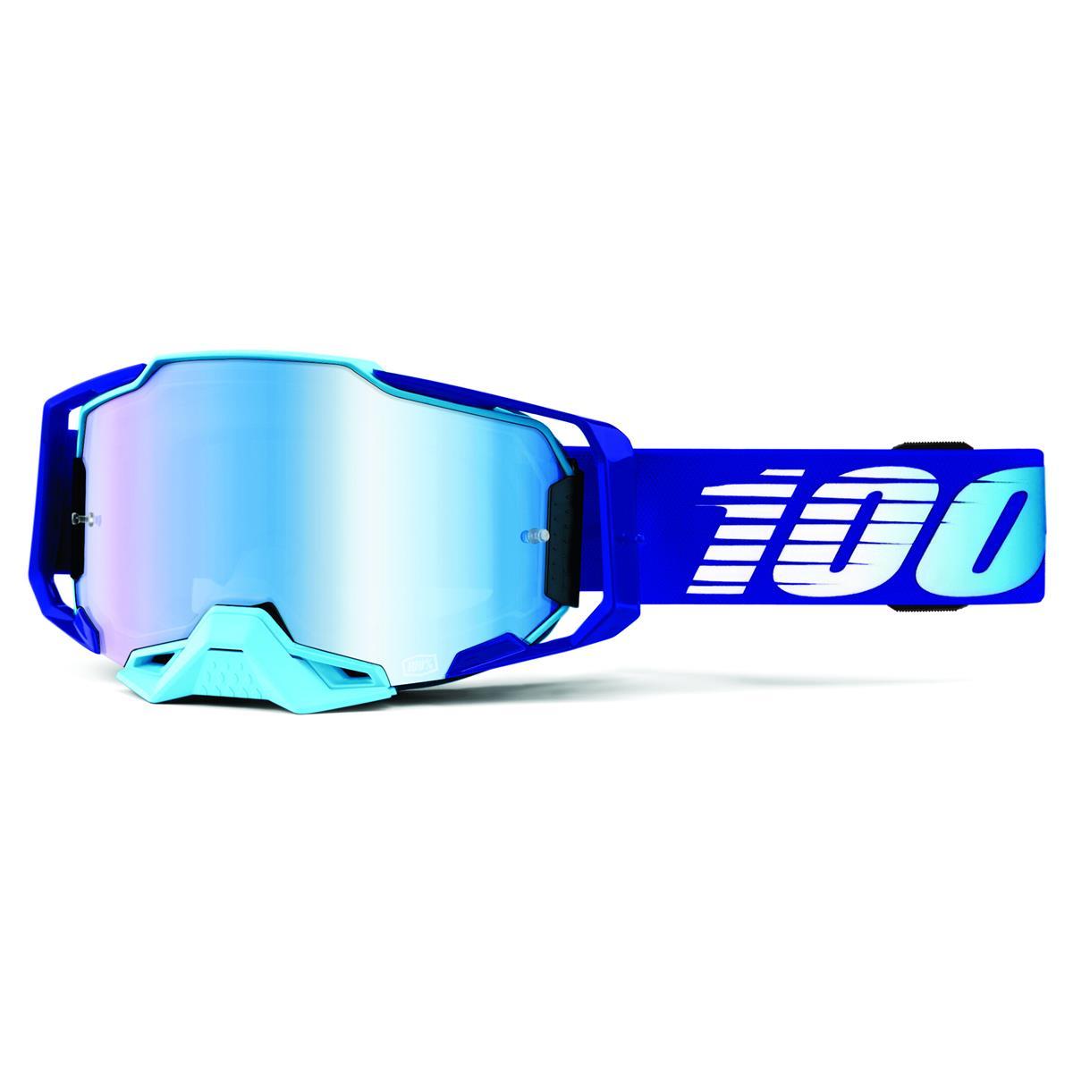 100% Crossbrille Armega Royal - verspiegelt, Anti Fog