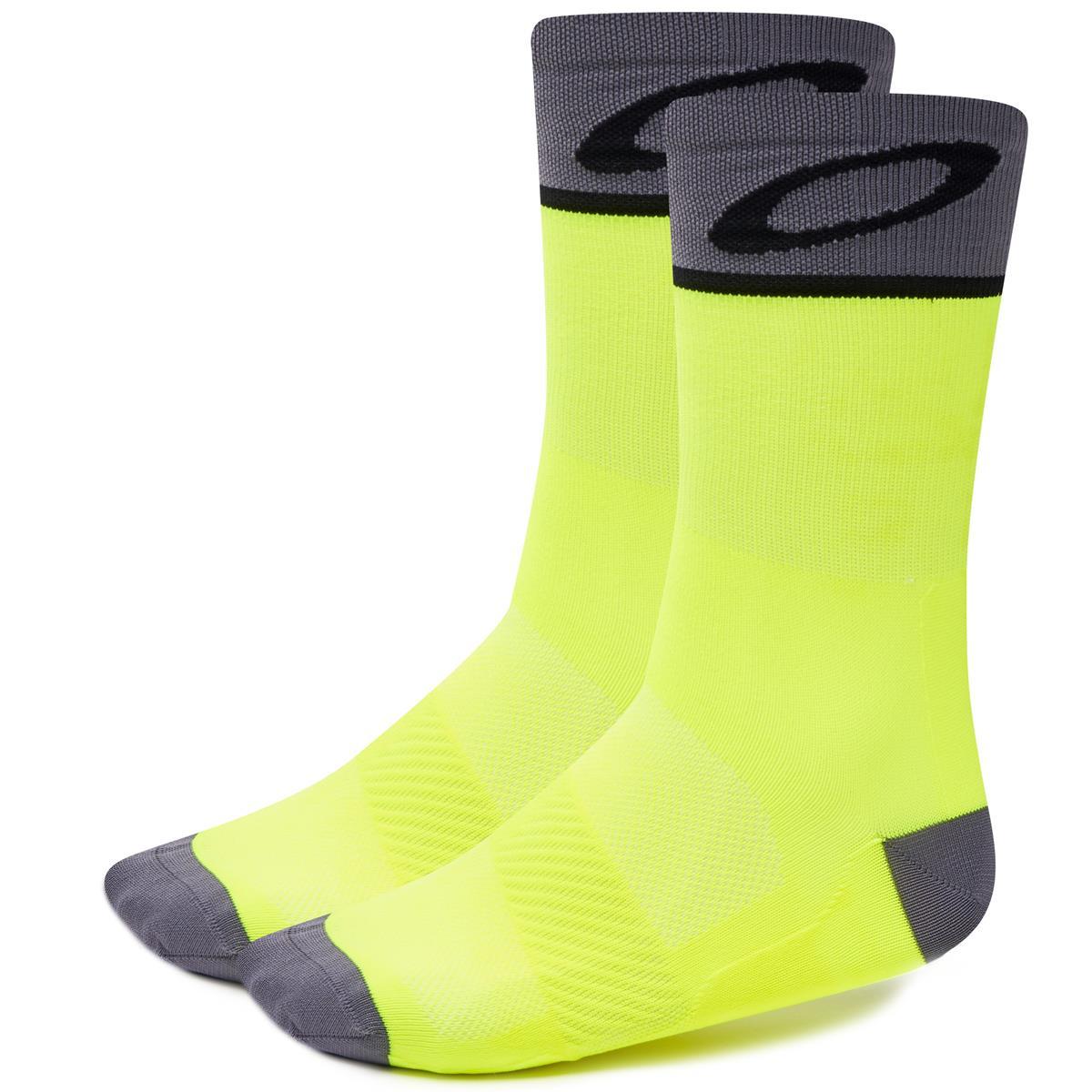 Oakley Bike-Socken  Neongelb