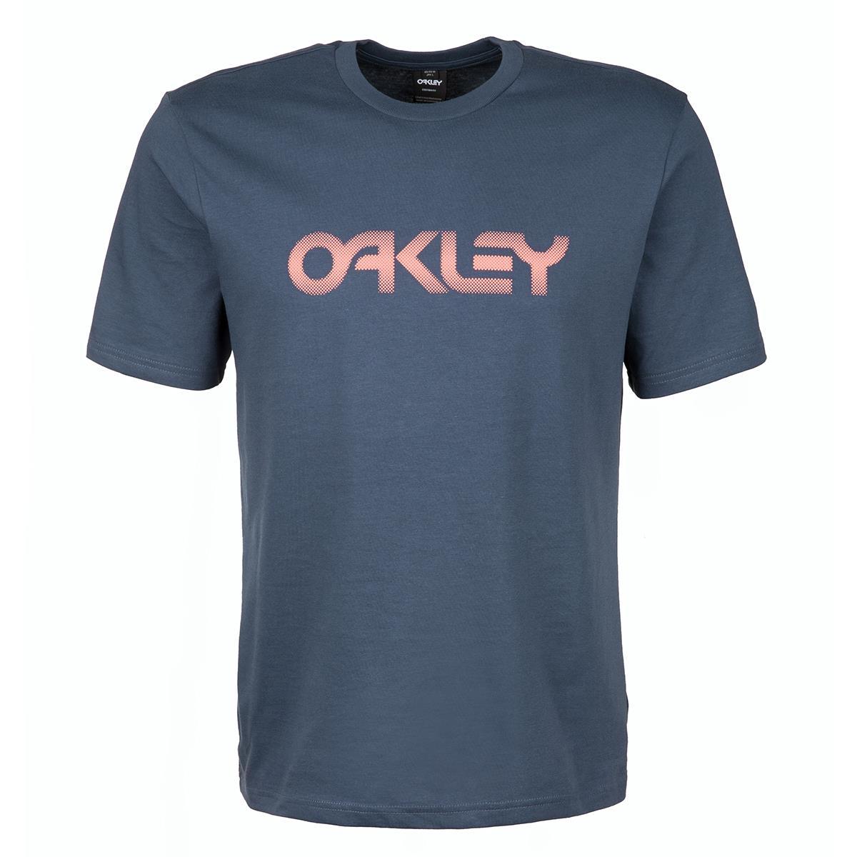 Oakley T-Shirt  Foggy Blue