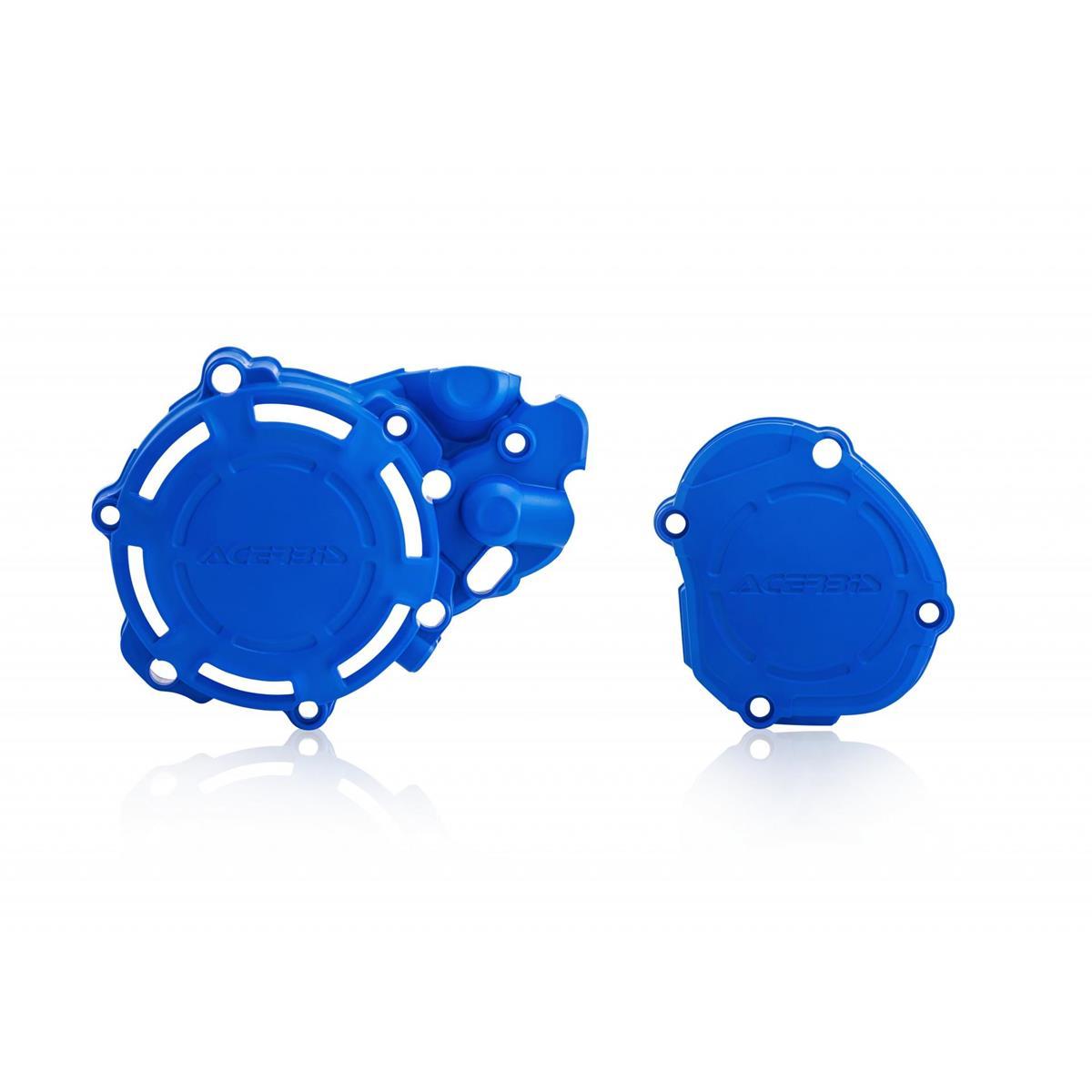 Acerbis Kupplungs/Zündungsdeckelschutz X-Power Yamaha YZ 125 05-19, Blau