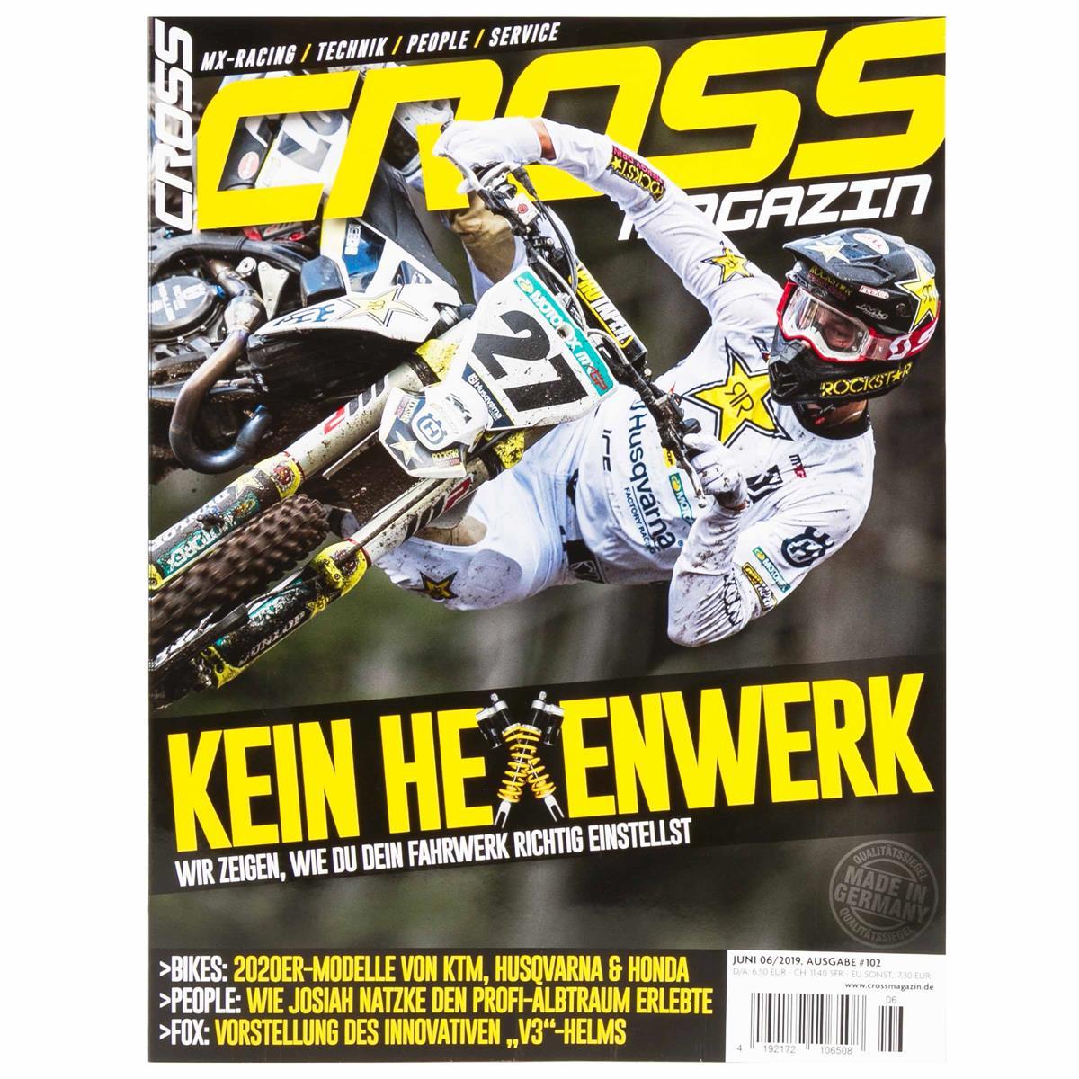 Cross Magazin Cross Magazin Ausgabe 06/2019  Juni