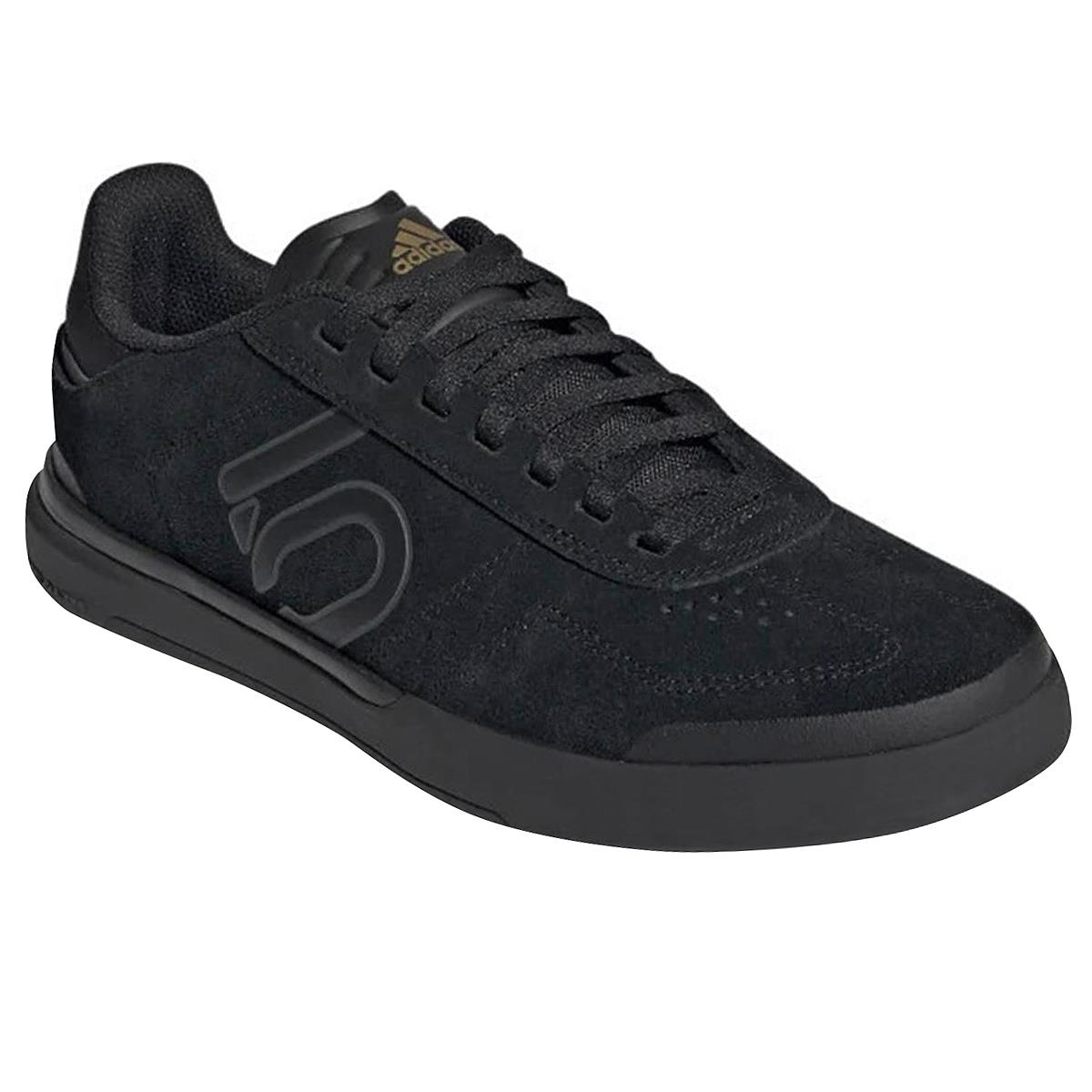 Five Ten Girls MTB-Schuhe Sleuth DLX Core Black/Grey Six/Matte Gold