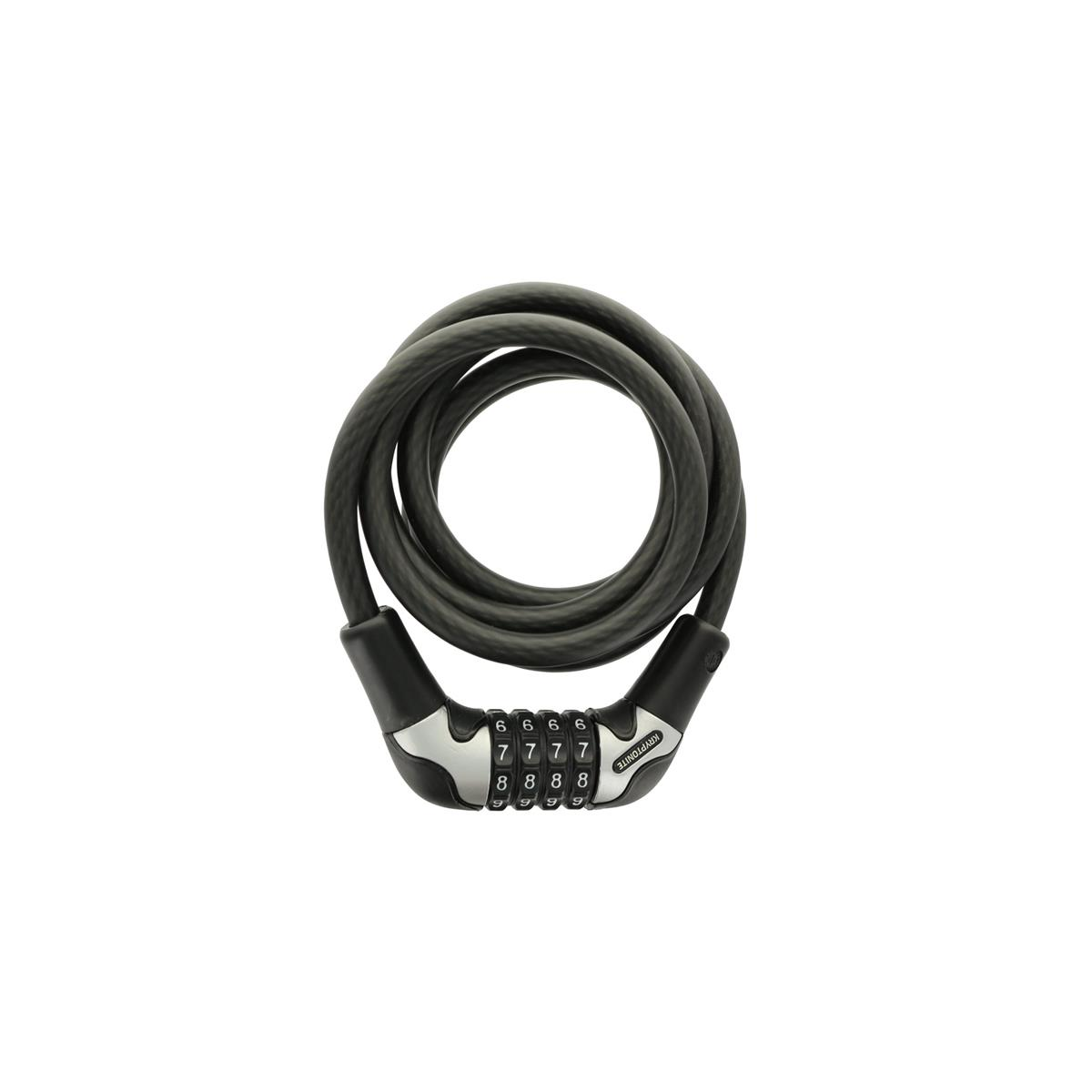 Kryptonite Spiralschloss Krypto Flex 1018 Combo Cable