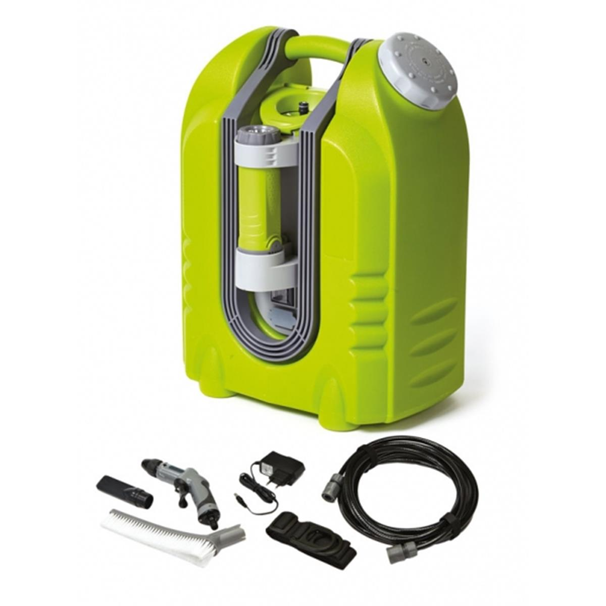 Aqua2go Mobiler Bike-Wash Pro 3-10 Bar, Akkubetrieben