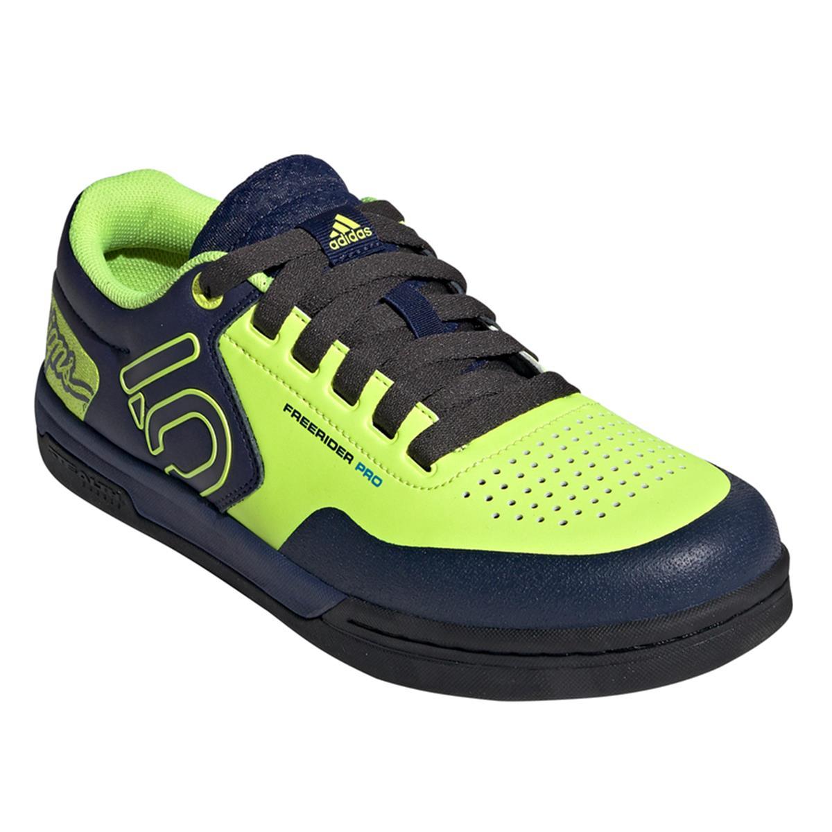 Five Ten Bike Shoes Freerider Pro Clipless TLD Solar YellowCarbon
