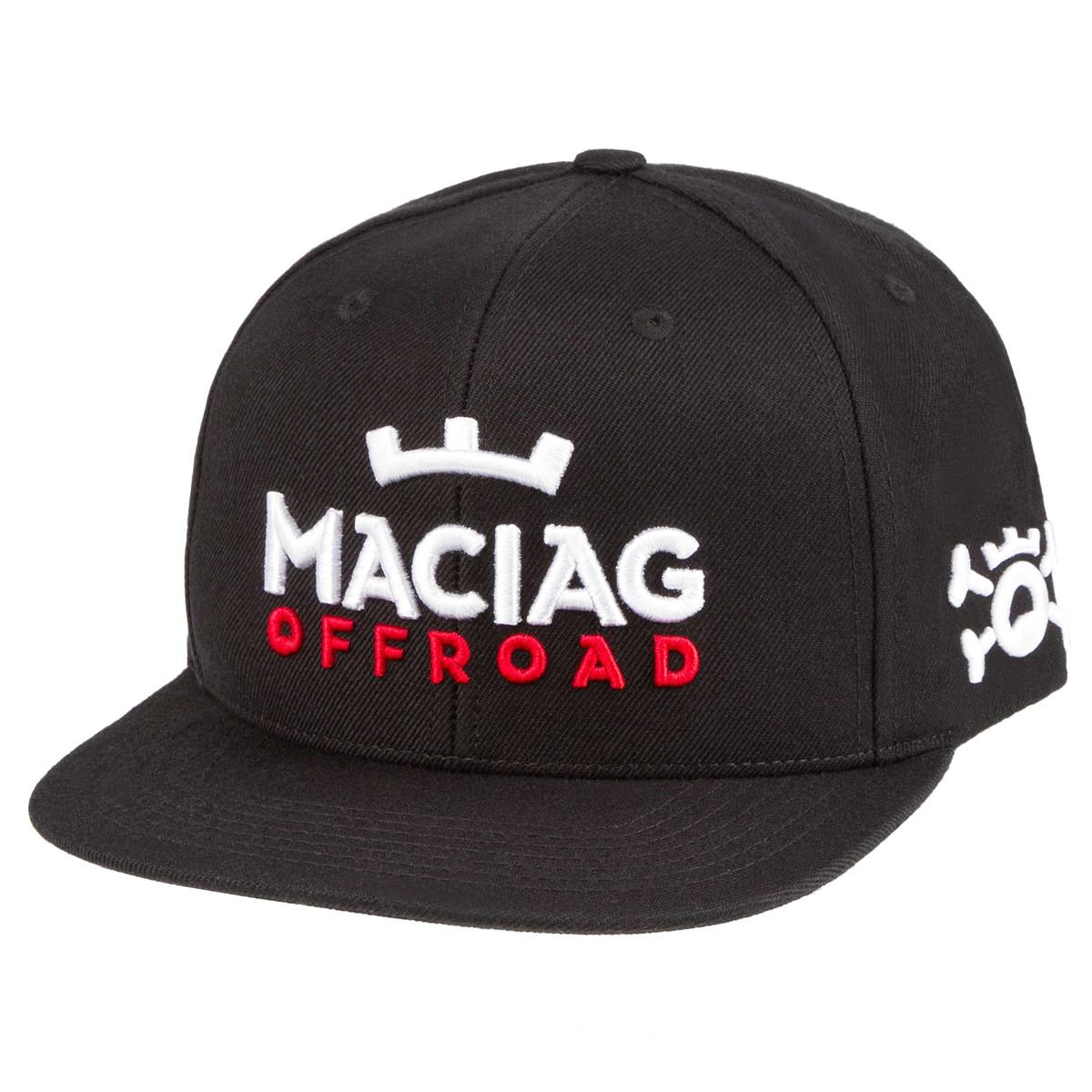 Maciag Offroad Snapback Cap  Schwarz