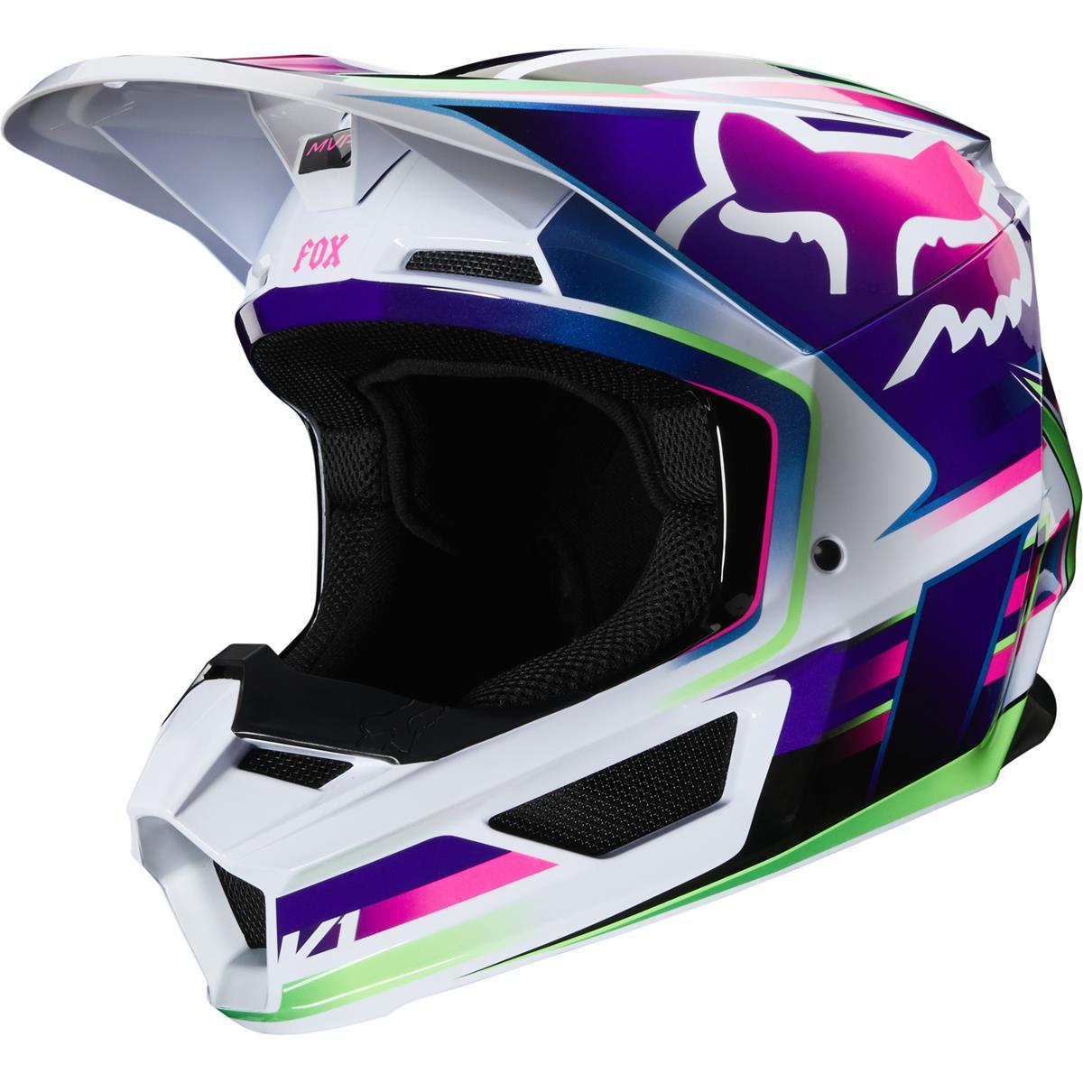 Fox Helm V1 GAMA - Mehrfarbig