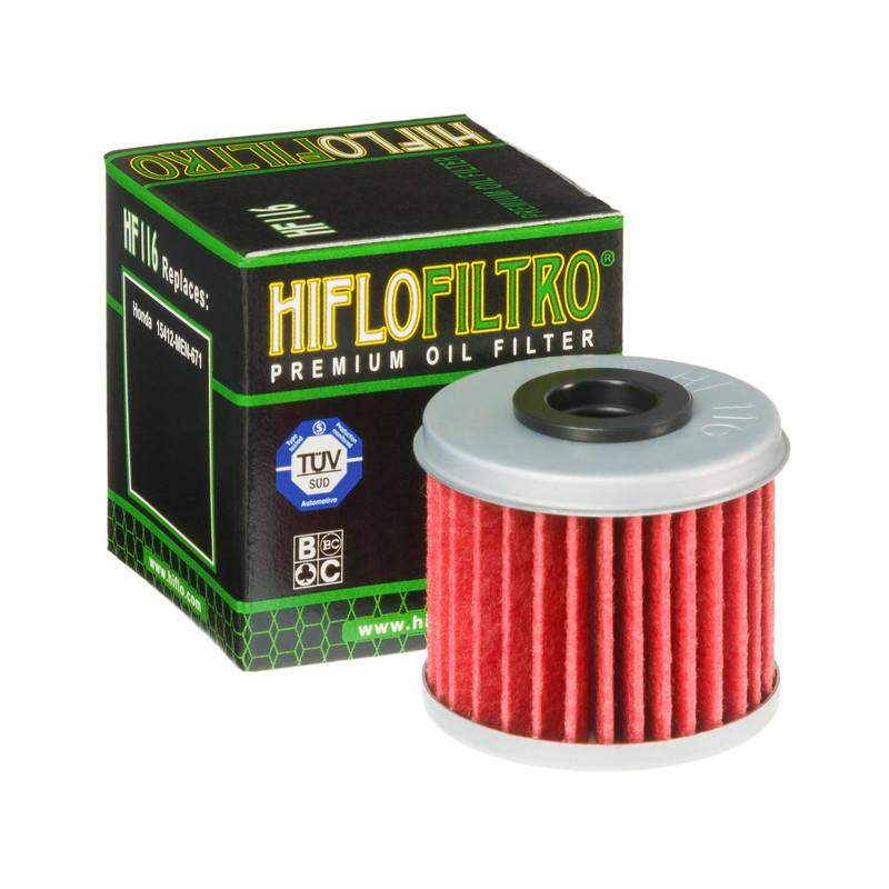 HIFLO Ölfilter HF 116 Honda CRF 150/250/450, Husqvarna FE/TC/TE 250, TE 310