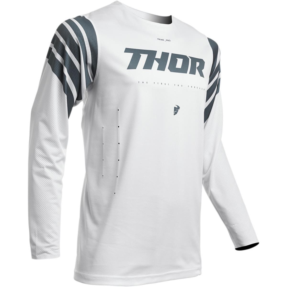 2020 THOR RACING PRIME PRO STRUT BLACK /& WHITE JERSEY AND PANT GEAR COMBO