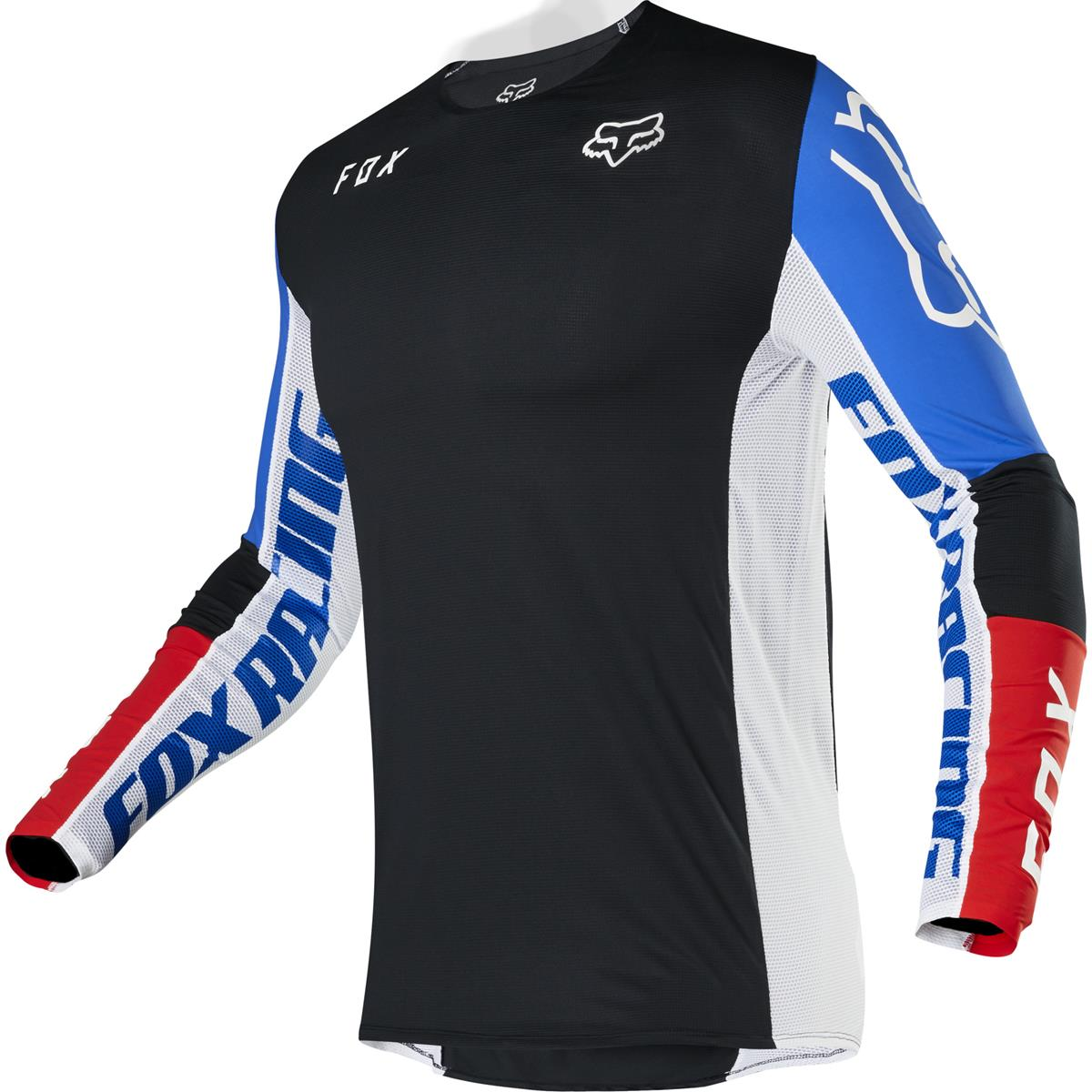 Fox Jersey Flexair Honr - Black
