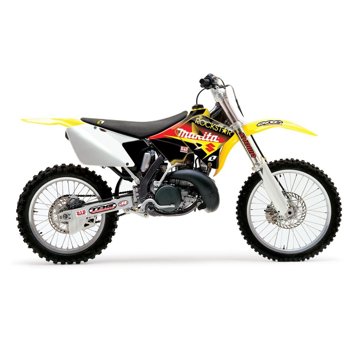 Suzuki Rm  Enduro