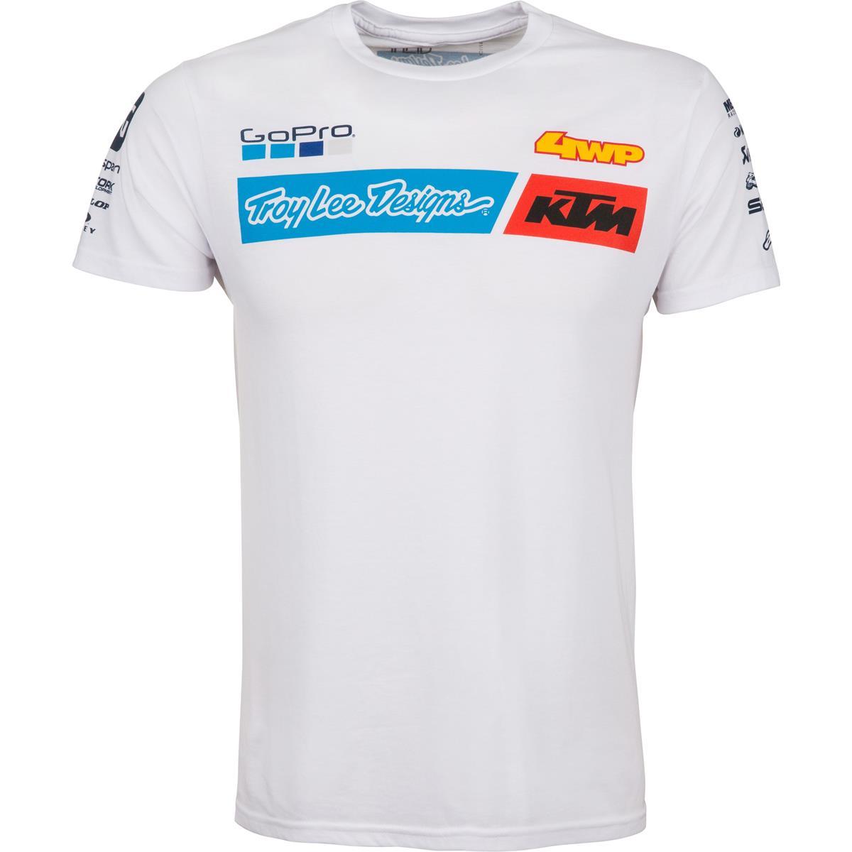 Troy Lee Designs Mens KTM Team Shirts