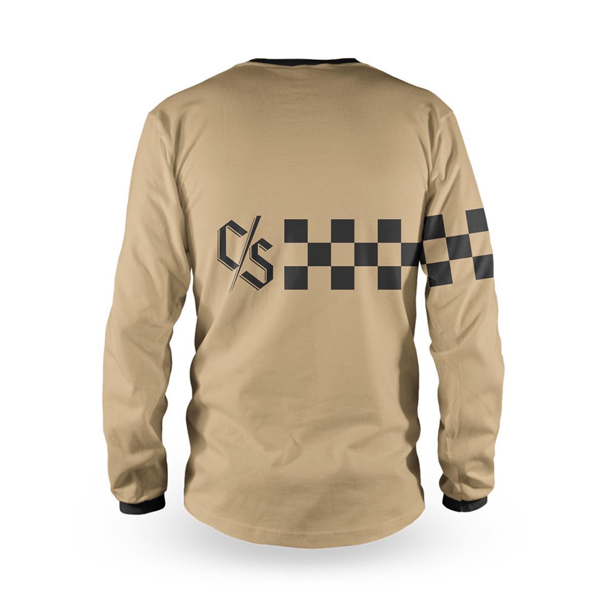 Loose Riders MTB-Jersey Langarm C//S Nico Vink Signature Edition Vink Race Slate