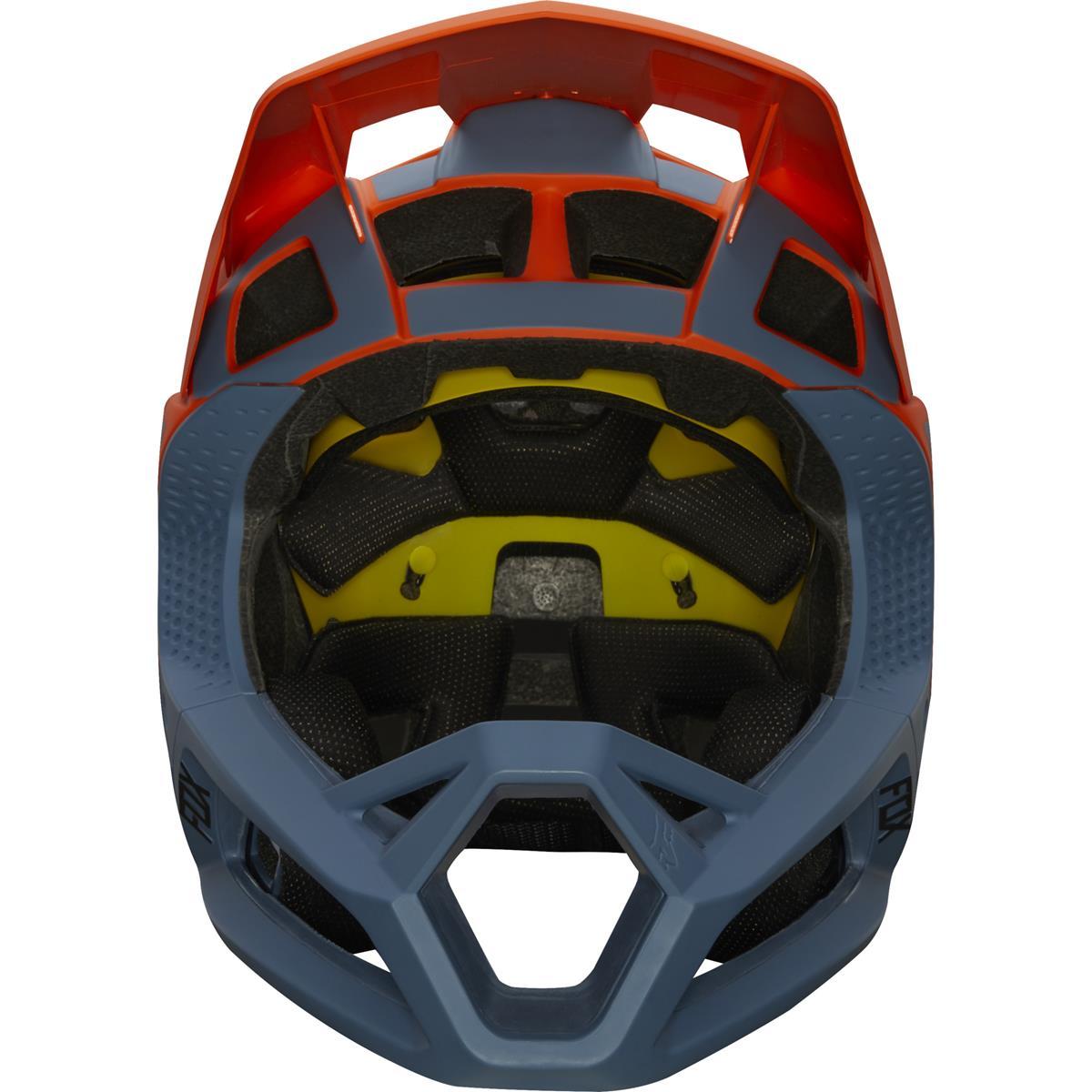 56-58cm Fox Proframe Helmet Quo Ce Blood Orange m