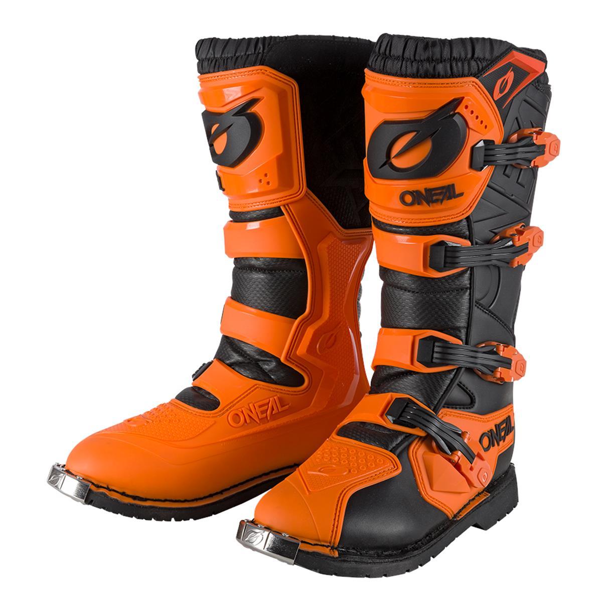 O'Neal MX Boots Rider Orange | Maciag