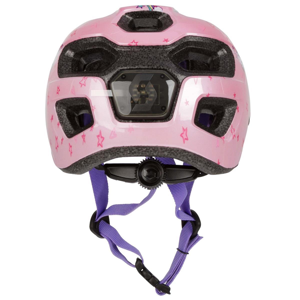 Scott Spunto Kid Pink Kids // Children/'s Bicycle Bike Helmet