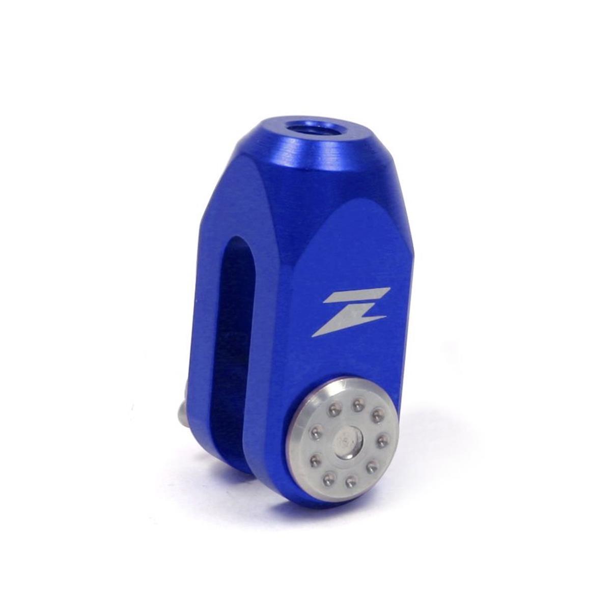 Zeta Hinterradbremsen-Einsteller  Blau, Yamaha YZ 80/85 94-17