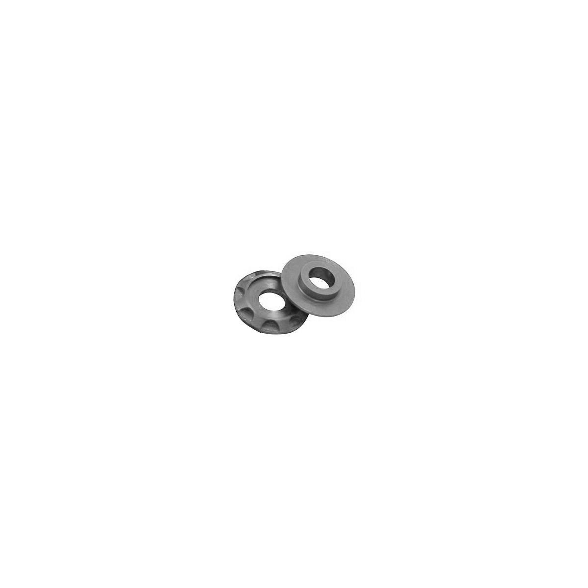 DRC Aluminium-Scheiben Typ 11, Titan, 4er Pack