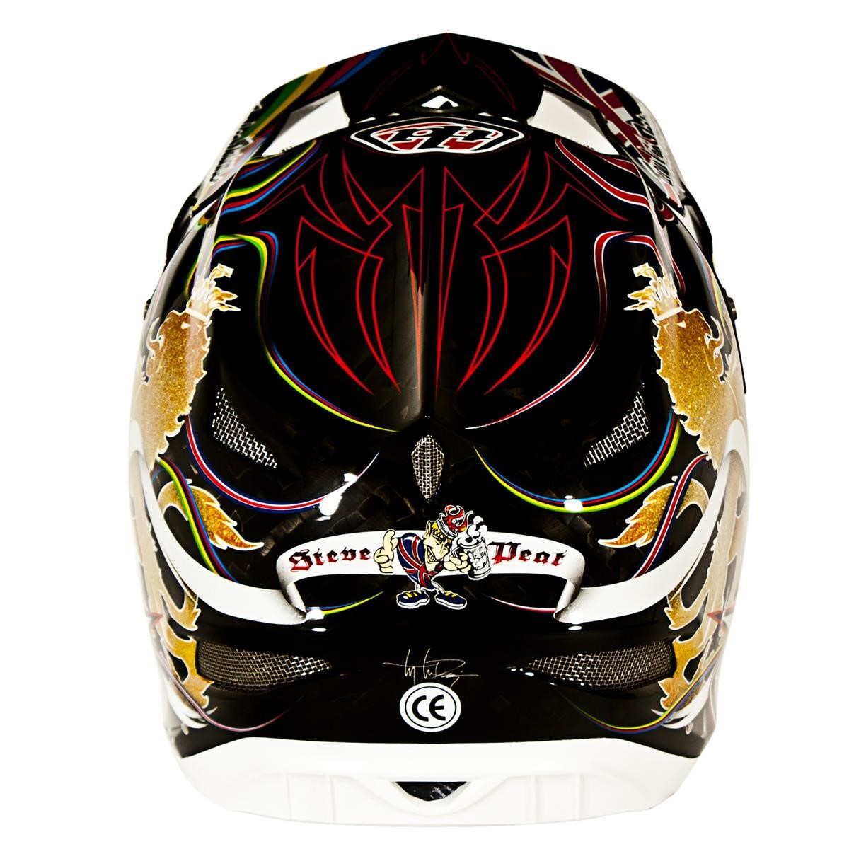 Troy lee designs d3 carbon 2012 maciag offroad for Helm design