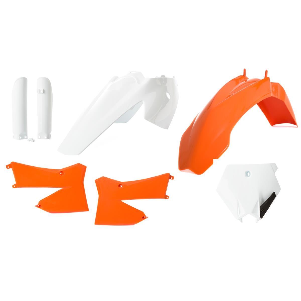 Acerbis Plastik-Kit Full-Kit KTM SX 85 06-12, Replica