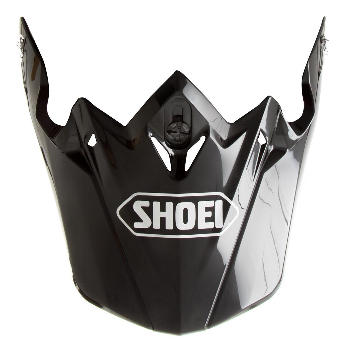 Shoei Helmschild VFX-W Schwarz