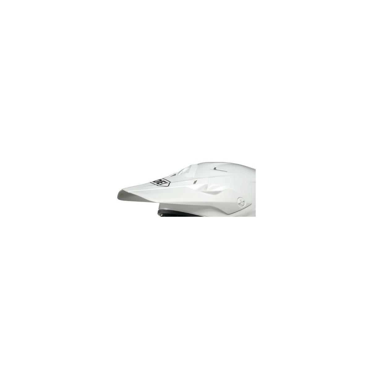 Shoei Helmschild VFX-W Weiß