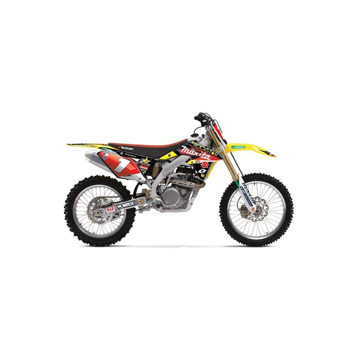 airbrush aufkleber yellow air motocross die cut stickers. Black Bedroom Furniture Sets. Home Design Ideas