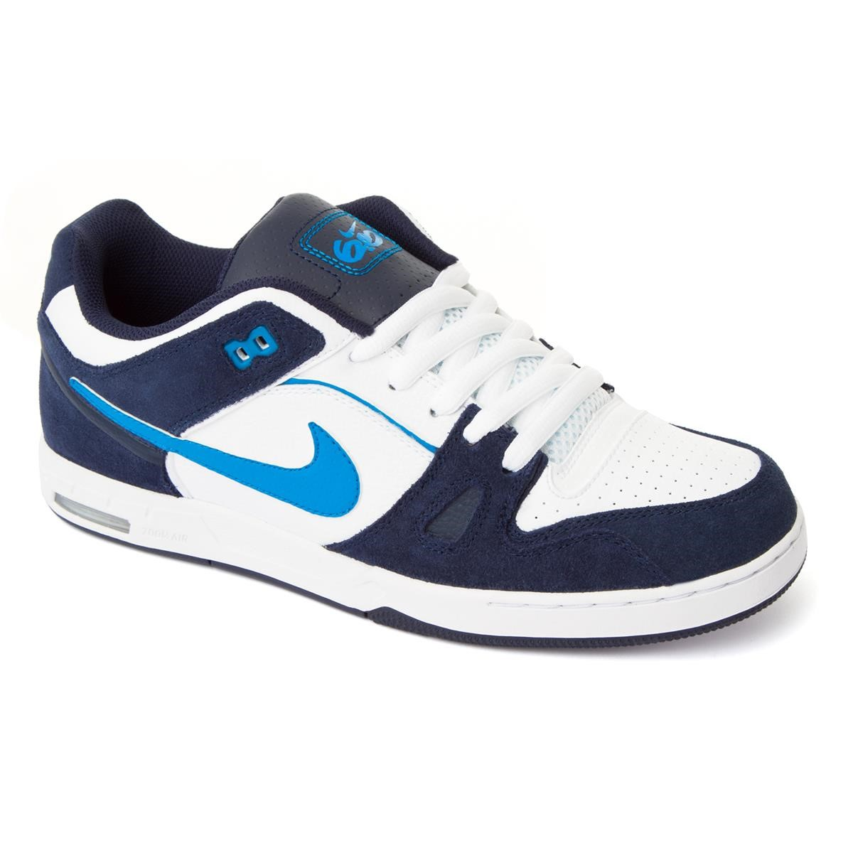 nike 6 0 schuhe zoom oncore 2 white neptune blue mid navy. Black Bedroom Furniture Sets. Home Design Ideas