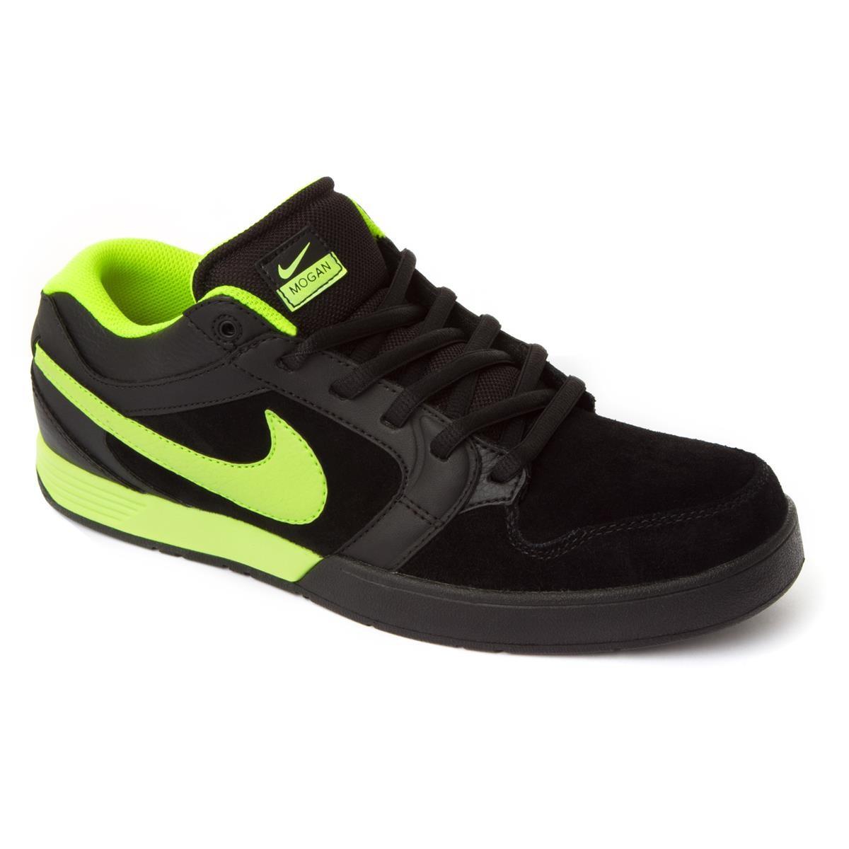 9a7b684a281e60 Nike 6.0 Schuhe Mogan 3 Black Volt-Black