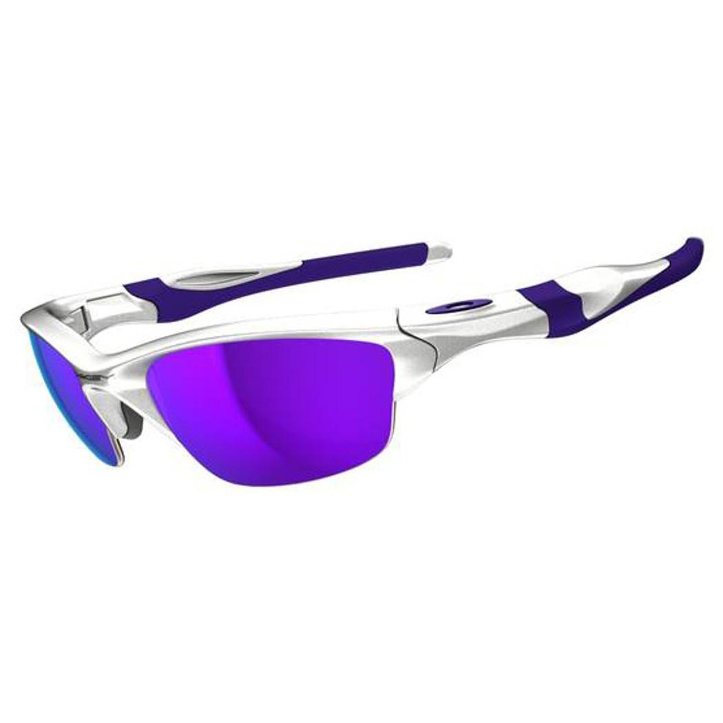 Oakley Sportbrille Half Jacket 2.0 Pearl/Violet Iridium 2012 ...