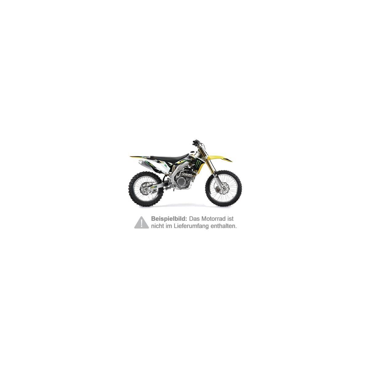 One Industries Graphic Kit Team Monster Suzuki RMZ 250 10 12