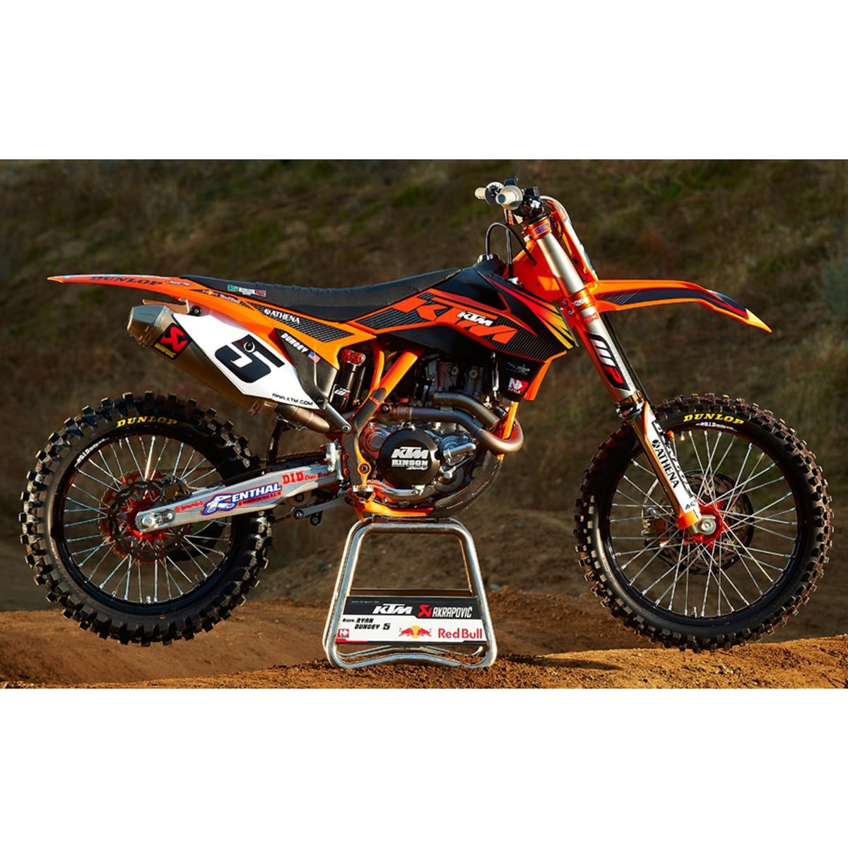 Ktm Exc F Backgrounds