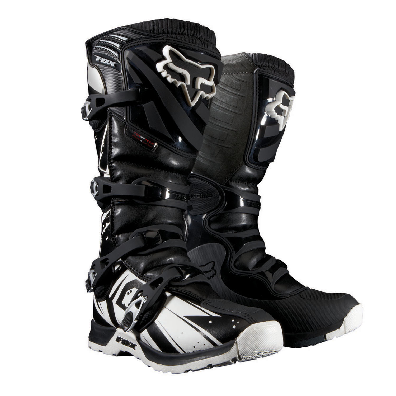 fox kids motocross stiefel comp 5 undertow black 2015 maciag offroad. Black Bedroom Furniture Sets. Home Design Ideas