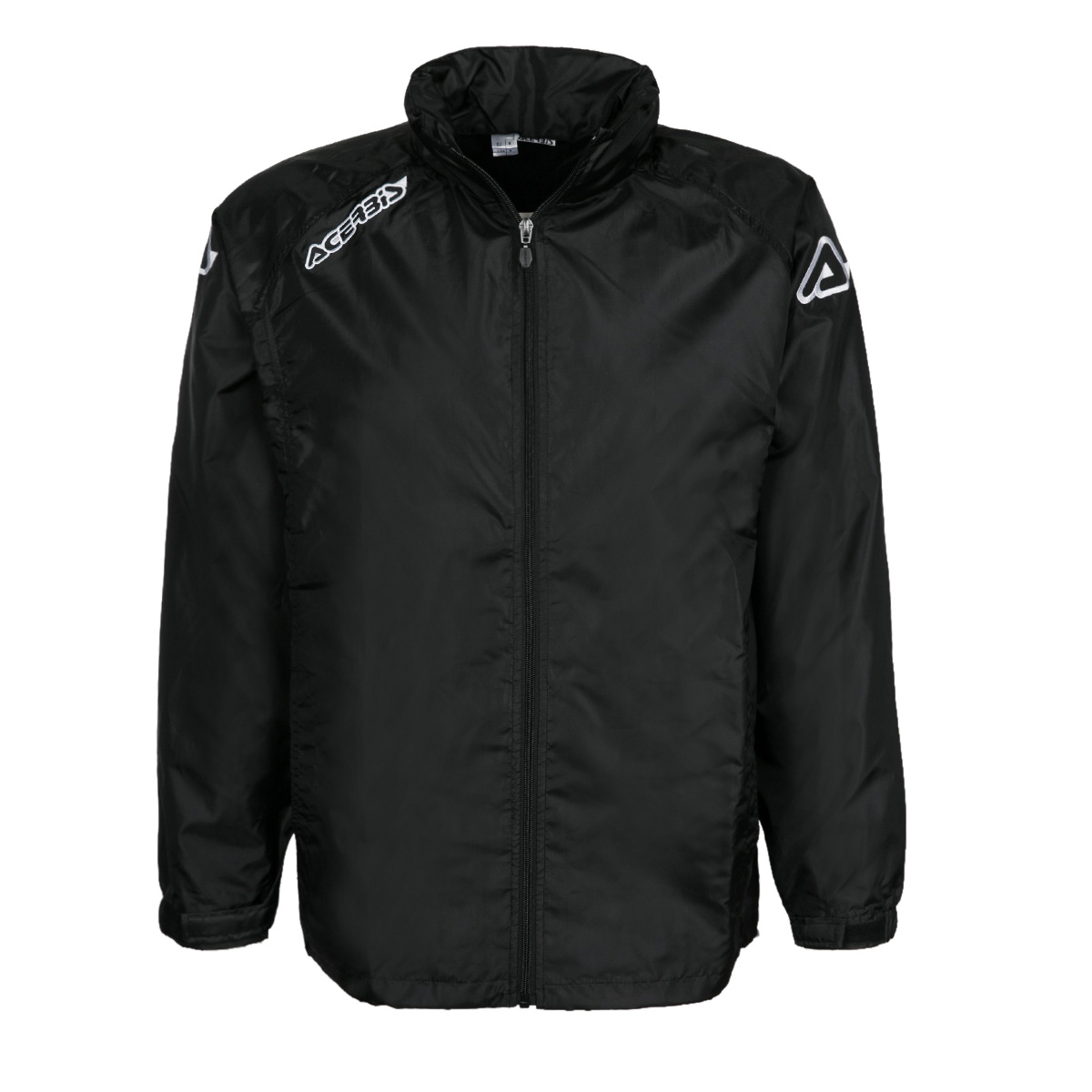 Acerbis Regenjacke Corporate Rain Coat Schwarz