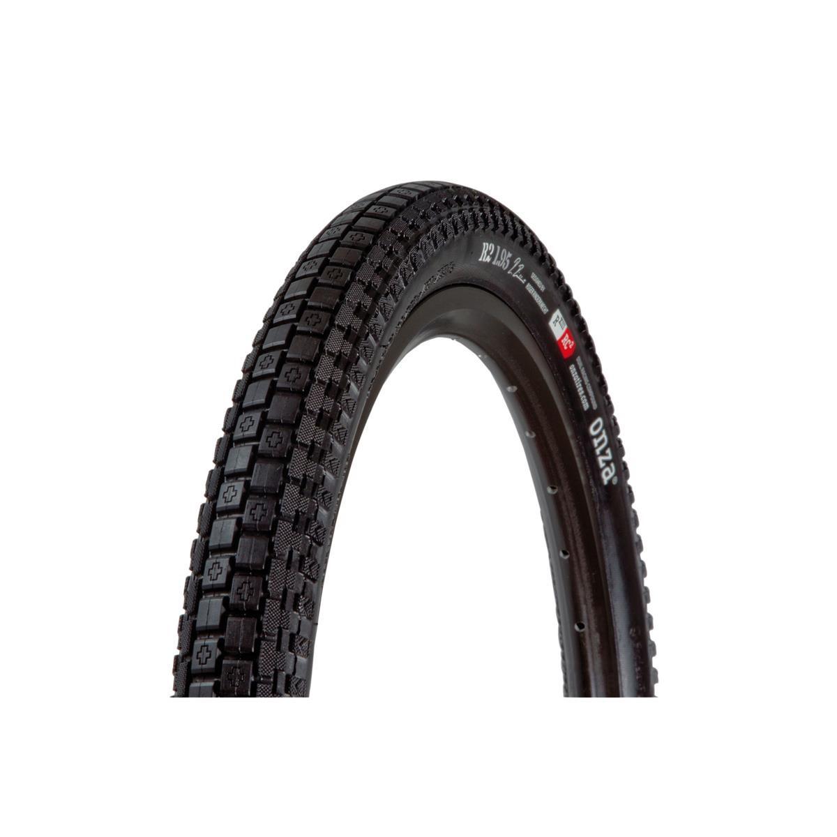 Onza Fahrradreifen R2 BMX, 20 x 1.75, Schwarz