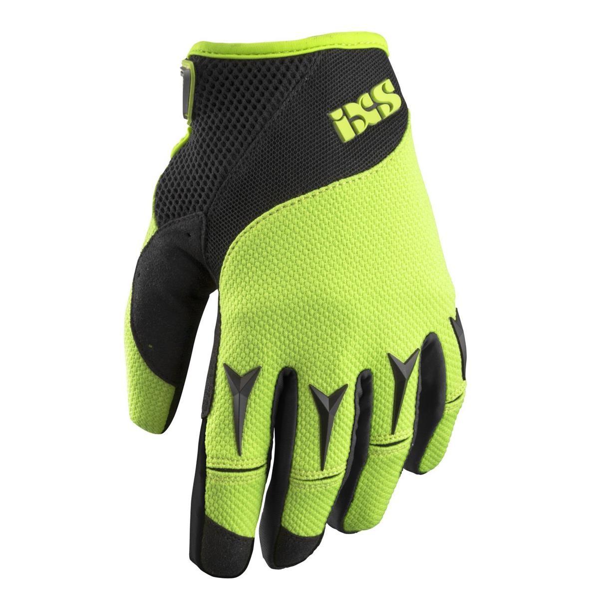 IXS Downhill-Handschuhe BC-X2.2, S, Grün