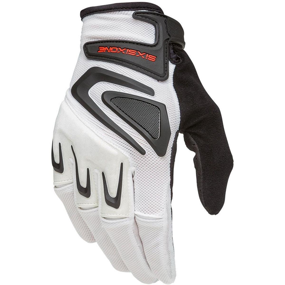 SixSixOne Handschuhe 661 Rage, S, Violett